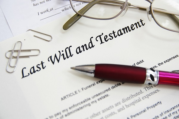 Estate Law Wills and Trusts